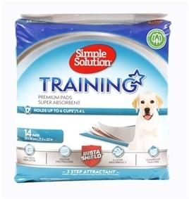Simple Solutions Puppy Traings Pads 14 stuks-0