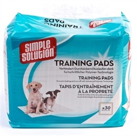 Simple Solutions Puppy Trainings Puppy Pads 30 stuks-0