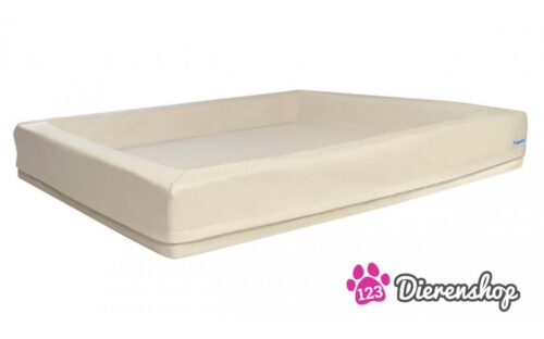 Hondenmand Orthopedisch Comfort Style Crème XXL-0