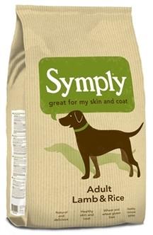 Symply Adult Lam en Rijst 2kg-0