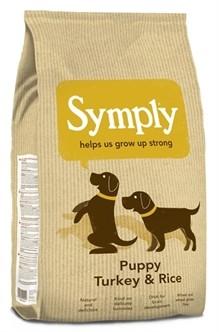 Symply Puppy Kalkoen en Rijst 2kg-0