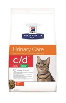 Hill's Feline C/D Reduced Calorie 4kg-0