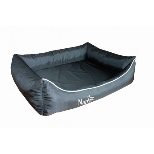 Hondenmand Napzzz Oxford Zwart 70cm-0