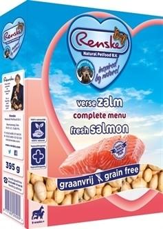 Renske Versvlees Zalm Graanvrij 395 gram-0