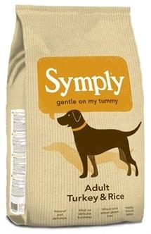 Symply Adult Kalkoen en Rijst 12kg-0