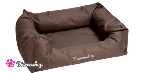 Hondenmand Dream Dreambay Antraciet Shadow-0