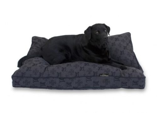 Hondenkussen Boxbed Allure Antraciet 90cm-0
