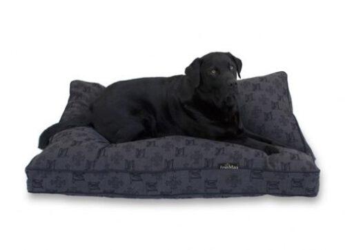 Hondenkussen Boxbed Allure Antraciet 120cm-0
