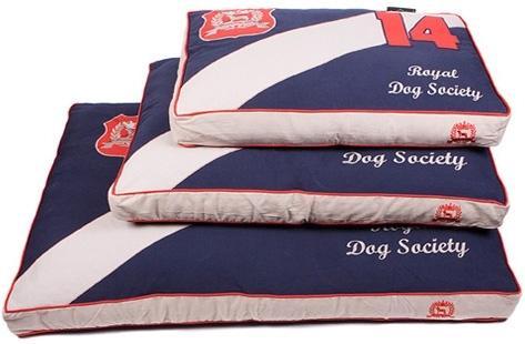 Hondenkussen Boxbed Classic Indigo-0