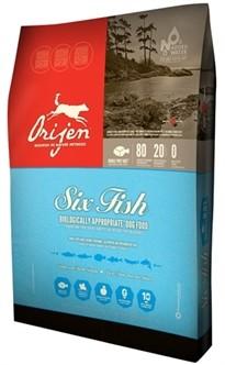 Orijen Six Fish Dogs 11,4 kg-12488
