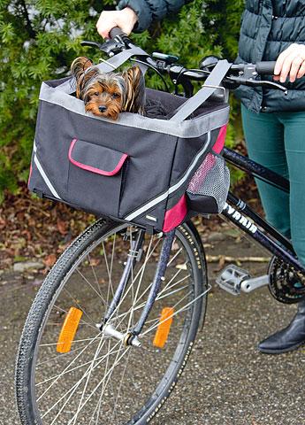 Axion honden fietsmand-0