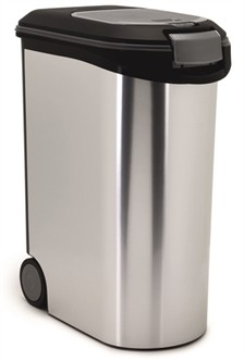Curver Voercontainer Metallic 54 Liter-0