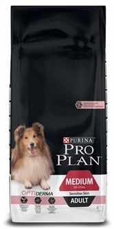 Pro Plan Dog Adult Medium Sensitive Skin 14kg-0
