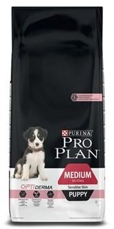 Pro Plan Puppy Medium Sensitive Skin 12kg-0