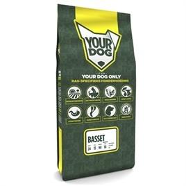 Your Dog Basset Senior 12kg-0
