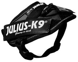 Julius K9 Power Tuig Zwart Baby 2 35-43cm-0