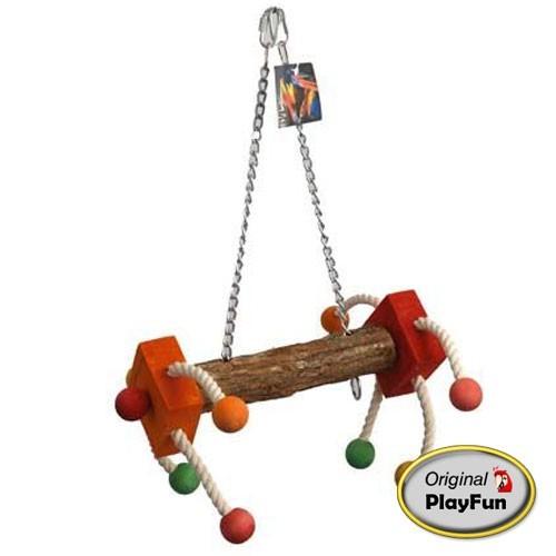Papegaaienspeelgoed Super Swing Small-0