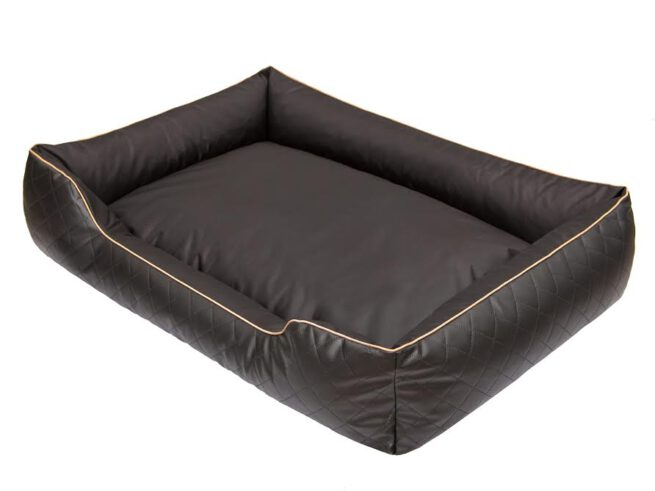 Hondenmand Indira Perfect Zwart 95cm-13875