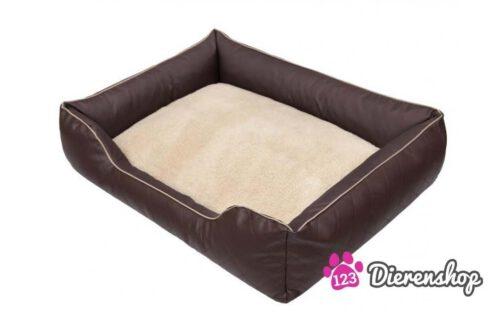Hondenmand Indira Prestige Bruin 115cm-0