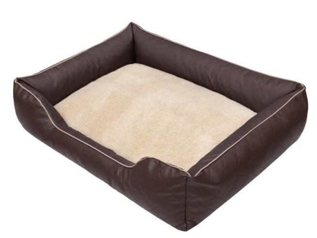 Hondenmand Indira Prestige Bruin 115cm-13894