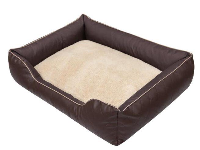 Hondenmand Indira Prestige Bruin 95cm-13893