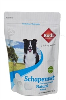 Rodi Exclusive Schapenvet Bonbons Naturel 200gr-0