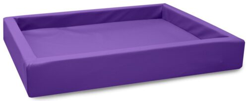 Hondenmand Lounge Bed Lila-0