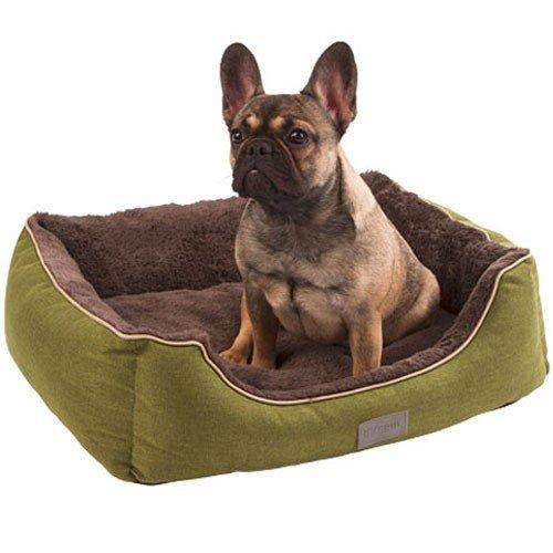 Hondenmand Samuel Groen 50 cm-0