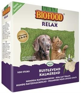 Biofood Relax Kalmerend hond & kat-0