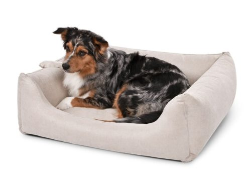 Hondenmand Comfort Dream Crème-0