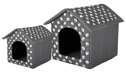 Hondenhuis My Paw Antaciet 70 cm-0