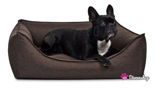 Orthopedische hondenmand Salutem Bruin 110 cm-0