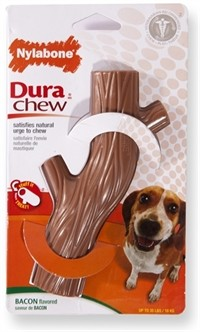 Nylabone Durable Chew Hollow Stick tot 15 kg-0