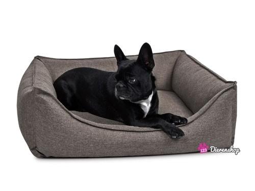 Orthopedische hondenmand Salutem Creme 110 cm-0