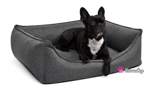 Orthopedische hondenmand Salutem Grijs 110 cm-0