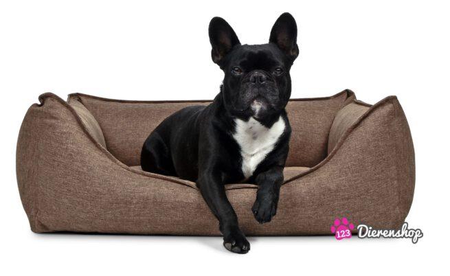 Orthopedische hondenmand Salutem Lichtbruin 90 cm-0