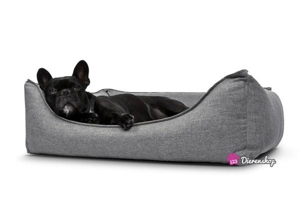 Orthopedische hondenmand Salutem Zilver 110 cm-0