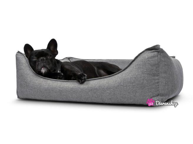 Orthopedische hondenmand Salutem Zilver 90 cm-0