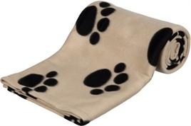 Hondendeken Fleece Barney Beige 150 cm-0