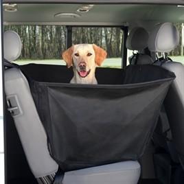 Trixie autohondendeken met deurbescherming-0