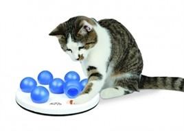 Trixie Cat Activity Solitaire-0