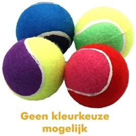 Hondenspeelgoed Tennisbal 4 stuks 6,5 cm-0