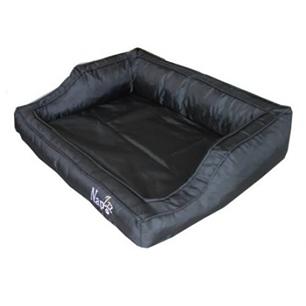Hondenmand Napzzz Loungebed Oxford Zwart 100 cm-0
