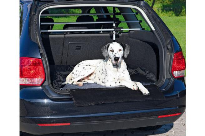 Auto hondenmand Zwart-16527