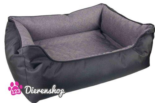 Hondenmand Dreambay Mano Zwart Grijs 120 cm-0