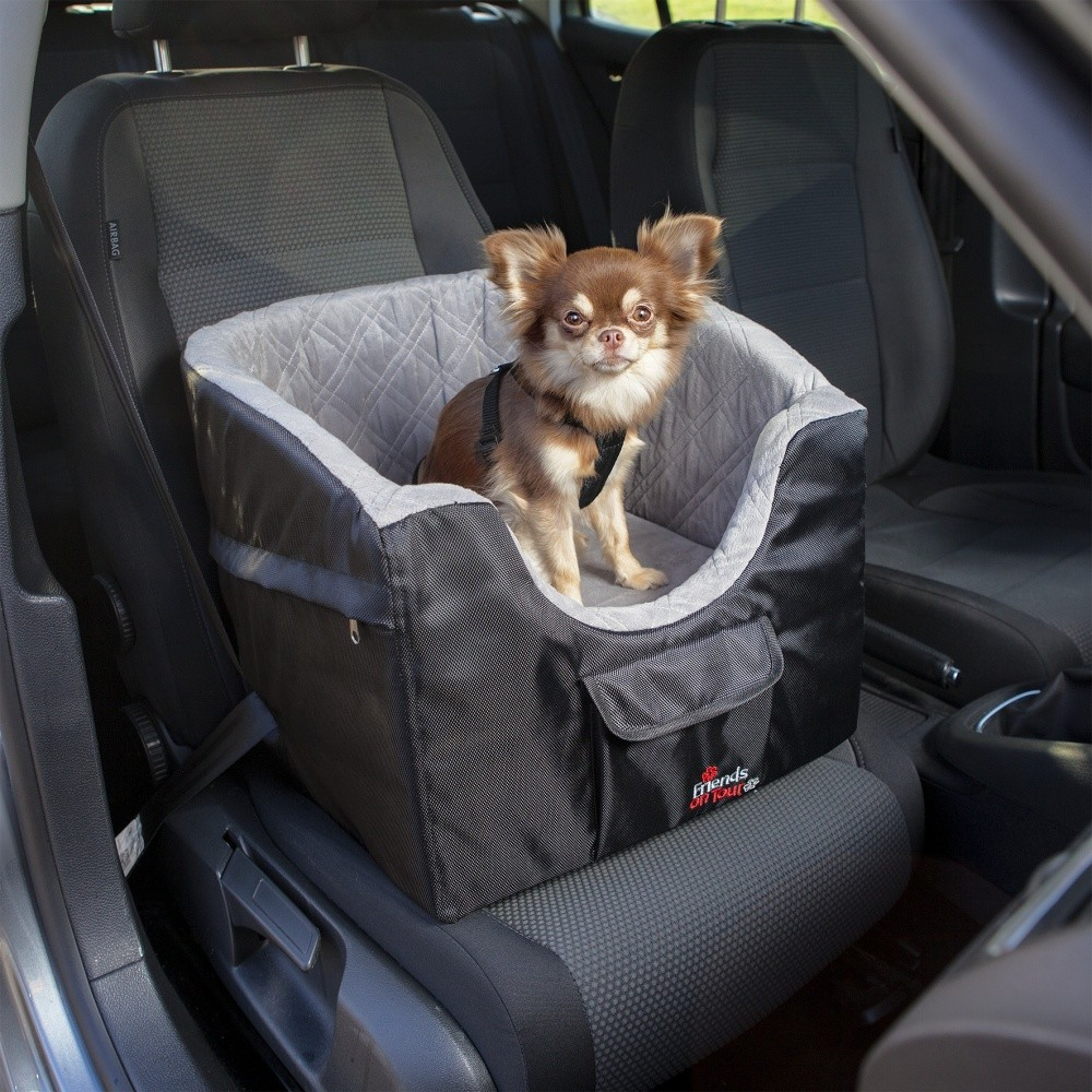 Hondenmand Auto Stoel Trixie 123dierenshop Nl