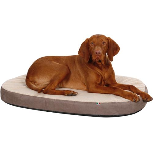 Orthopedisch hondenkussen Memory Ovaal 72 cm-0