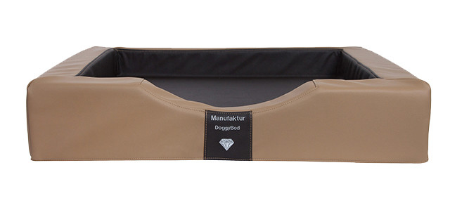 Orthopedische hondenmand Gelax Compact Style Nougat Bruin 100 cm-16810
