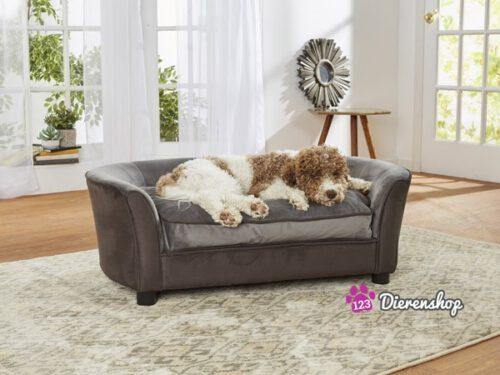 Hondenbank Panache Donkergrijs-0
