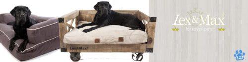 Hondenmanden Lex & MAx